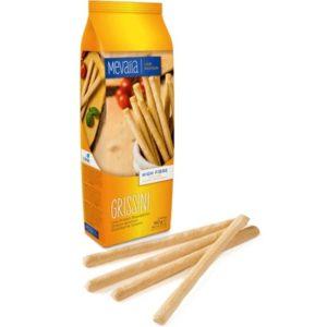Низькобілкові хлібні палички Мевалія Гріссіні (Mevalia Grissini)