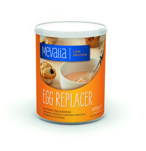 Харчовий продукт для спеціальних медичних цілей низькопротеїновий замінник яєць Мевалія Ег Реплейсер