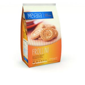 Харчовий продукт для спеціальних медичних цілей низькопротеїнове печиво Мевалія Фроліні