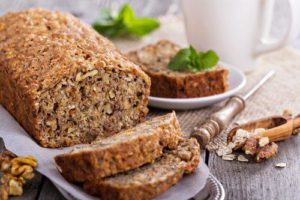 хлеб овсяный без глютена