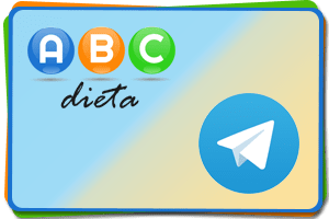 ABC-dieta in telegram